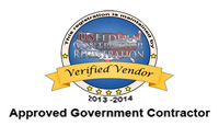 Certified Government Supplier